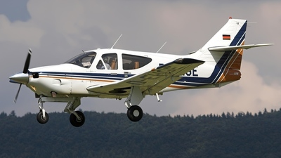 D-EHGE - Rockwell Commander 114 - Private