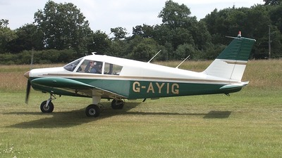 A picture of GAYIG - Piper PA28140 - [2826878] - © Paul Chandler