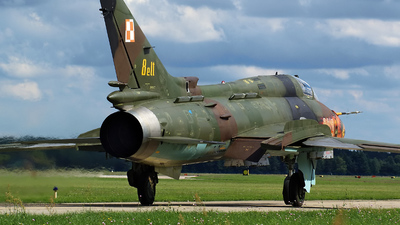 8919 - Sukhoi Su-22M4 Fitter K - Poland - Air Force