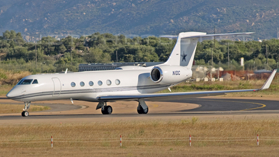 N1DC - Gulfstream G-V - Private