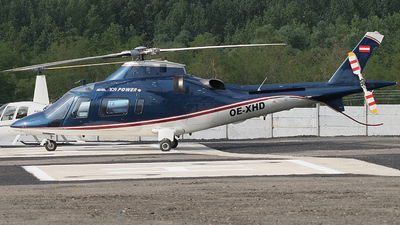 OE-XHD - Agusta A109E Power - Aerial Helicopter