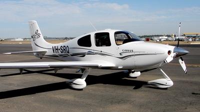 VH-SRQ - Cirrus SR22-GTS - Private