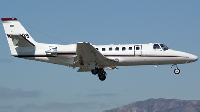 N808QS - Cessna 560 Citation Encore - Private