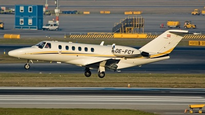 OE-FCY - Cessna 525A CitationJet 2 - JetAlliance