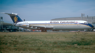 G-AXJM - British Aircraft Corporation BAC 1-11 Series 501EX - British Caledonian Airways