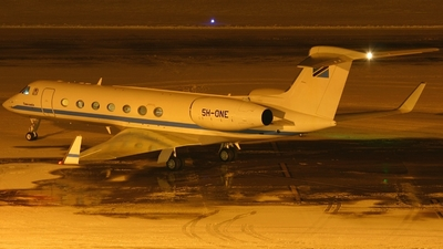 5H-ONE - Gulfstream G550 - Tanzania - Government