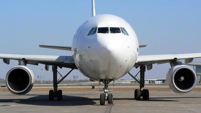 TC-KZT - Airbus A300B4-203(F) - Kuzu Cargo