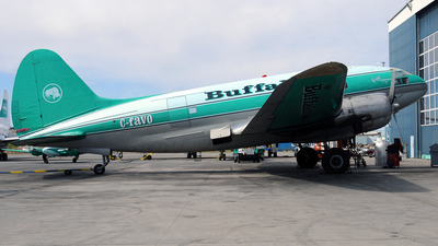 C-FAVO - Curtiss C-46 Commando - Buffalo Airways