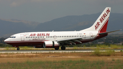 D-ABAA - Boeing 737-76Q - Air Berlin