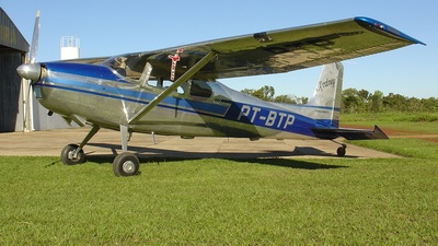 PT-BTP - Cessna 180E Skywagon - Private