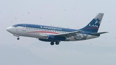CC-CYK - Boeing 737-205(Adv) - LAN Express