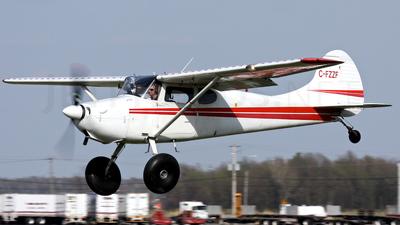 C-FZZF - Cessna 170B - Private