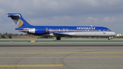 N907ME - Boeing 717-2BL - Midwest Airlines
