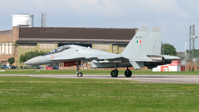 SB042 - Sukhoi Su-30MKI - India - Air Force