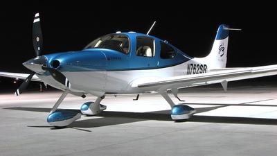 N762SR - Cirrus SR22-GTSx G3 Turbo - Private