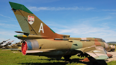 2219 - Sukhoi Su-22M4 Fitter K - Slovakia - Air Force