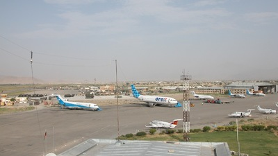 OAKB - Airport - Ramp