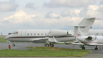 N403WY - Canadair CL-600-1A11 Challenger 600 - Private