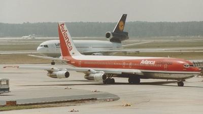 HK-1410 - Boeing 707-359B - Avianca