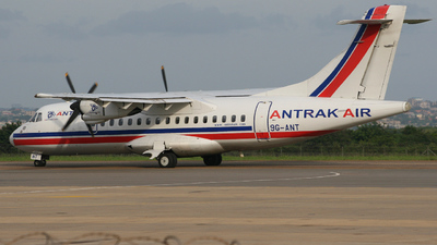 9G-ANT - ATR 42-312(F) - Antrak Air