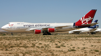 G-VIBE - Boeing 747-219B - Virgin Atlantic Airways