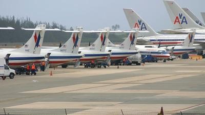 N4AE - ATR 72-212 - American Eagle (Executive Airlines)