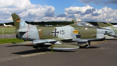 32-15 - Fiat G91-R/3 - Germany - Air Force