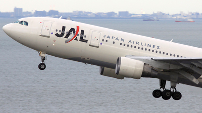 JA8564 - Airbus A300B4-622R - Japan Airlines (JAL)