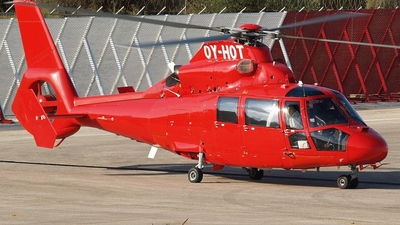 OY-HOT - Eurocopter AS 365N3 Dauphin - Private