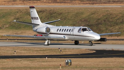 N808QS - Cessna 560XL Citation Excel - Private