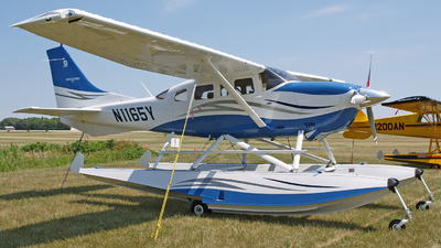 A picture of N1165Y - Cessna T206H Turbo Stationair - [T20608686] - © Steve Homewood