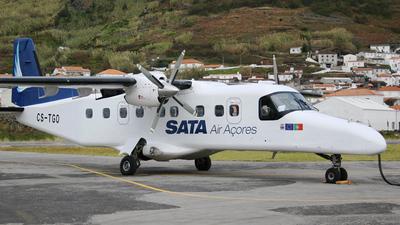 CS-TGO - Dornier Do-228-202 - SATA Air A�ores