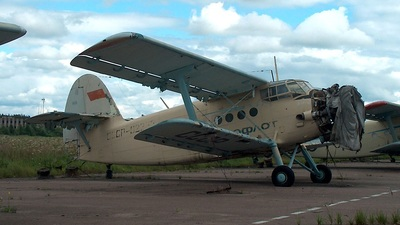 CCCP-02237 - Antonov An-2SKh - Private