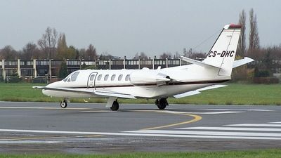 CS-DHC - Cessna 550B Citation Bravo - NetJets Europe