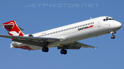 VH-VQJ - Boeing 717-231 - QantasLink (Impulse Airlines)