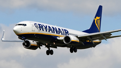EI-DLT - Boeing 737-8AS - Ryanair