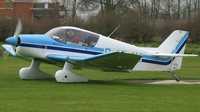 G-IEJH - Jodel D150 Mascaret - Private