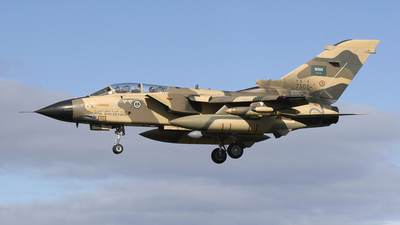 7505 - Panavia Tornado IDS - Saudi Arabia - Air Force
