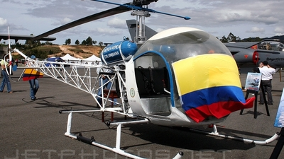 FAC4205 - Bell 47 - Colombia - Air Force
