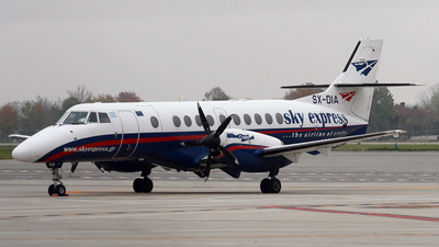 SX-DIA - British Aerospace Jetstream 41 - Sky Express