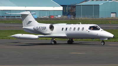 C-FZQP - Bombardier Learjet 35A - Skyservice Airlines