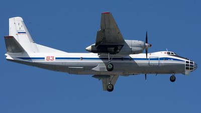 83 - Antonov An-30 - Russia - Air Force