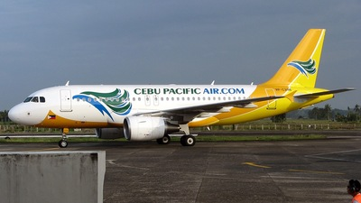 RP-C3196 - Airbus A319-111 - Cebu Pacific Air