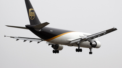 N138UP - Airbus A300F4-622R - United Parcel Service (UPS)