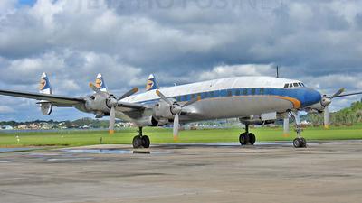 N974R - Lockheed L-1649A Starliner - Lufthansa