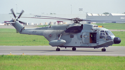 160 - Aérospatiale SA 321G Super Frelon - France - Navy
