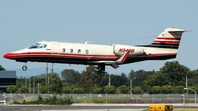 N34GB - Bombardier Learjet 55 - Private