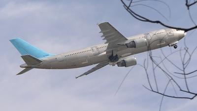 HL7290 - Airbus A300B4-622R - Korean Air Cargo