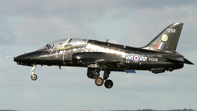 XX258 - British Aerospace Hawk T.1A - United Kingdom - Royal Air Force (RAF)