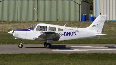 G-BNON - Piper PA-28-161 Warrior II - Tayside Aviation